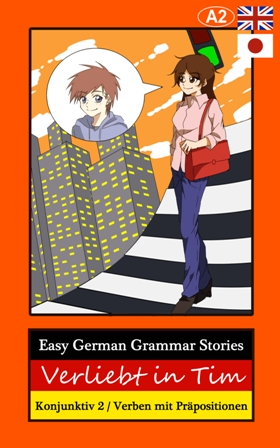 Easy German books for beginners and advanced learners