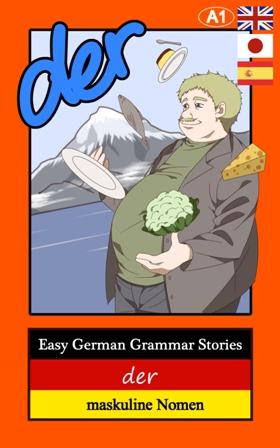 affdf0a5f2c Einfache deutsche Bücher zum Deutsch lernen - der-maskuline Nomen